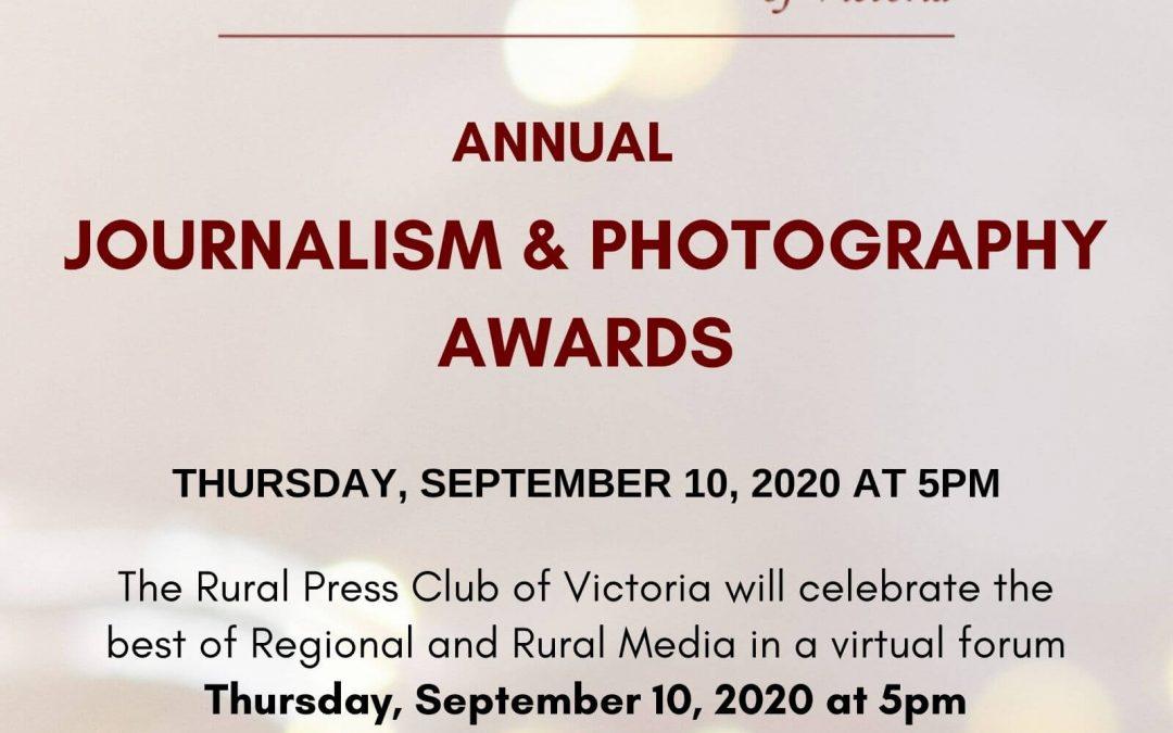 EVENT – RPCV Awards Presentations 2020
