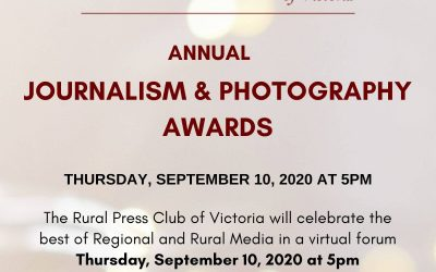 EVENT – RPCV Awards Presentations 2020