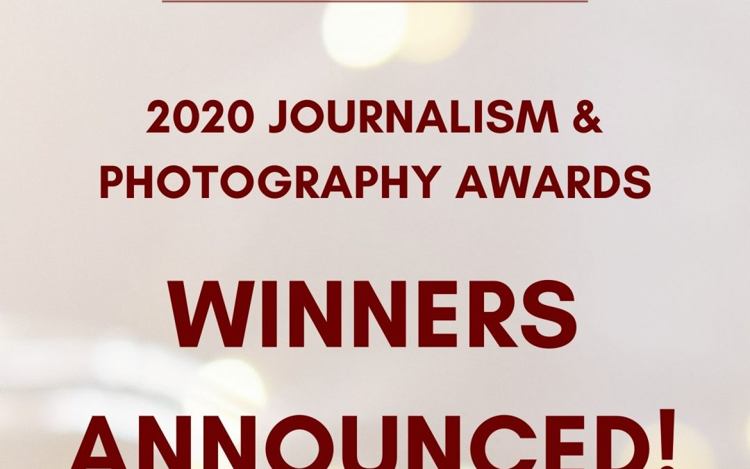 2020 Winners Announced!