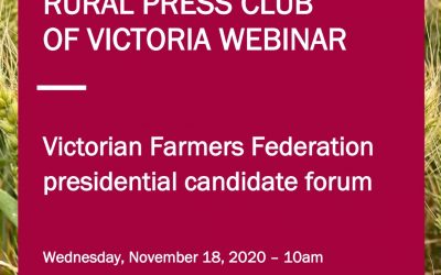 VFF Presidential Candidate Forum